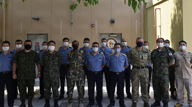 Türkiye, CTF-151'in komutasını 6'ncı kez üstlendi