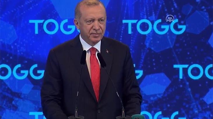 Cumhurbaşkanı Erdoğan, Türkiye'nin otomobili için tarih verdi!
