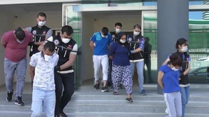 Bursa'da hapları reçetesiz satan 6 kişi gözaltına alındı!