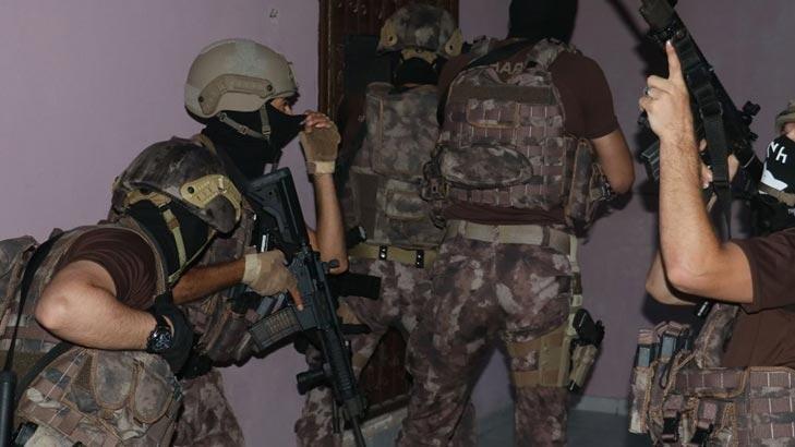 Türkiye'de çetelere göz açtırılmıyor! 253 operasyon düzenlendi