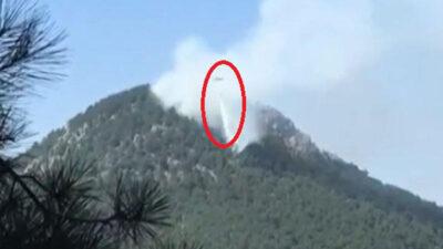 Bursa'da orman yangını söndürüldü
