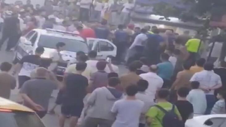 'Berber çırağı taciz etti' iddiası Arnavutköy'ü karıştırdı!