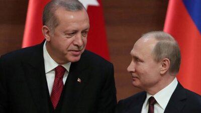 Kremlin açıkladı! Erdoğan ile Putin uçuş seferleri konusunda talimat verdi