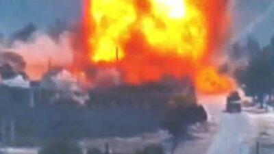 İdlib'de Rus-Türk ortak devriyesine saldırı düzenlendi