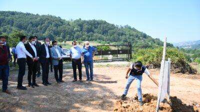 Hilmiye Mahallesi'nde yeni yerleşim bölgesi oluşturuluyor