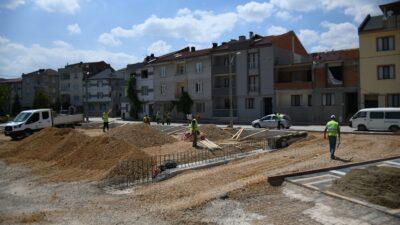 Mesudiye Mahallesi yeni yaşam alanına kavuşuyor