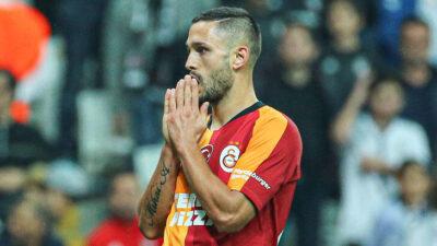 Galatasaray'da Andone ameliyat edildi