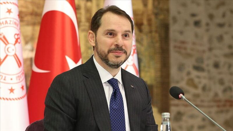 Bakan Albayrak: Ekonomimiz adım adım yeniden yükseliyor