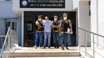 Bursa'da dünürünü öldürmüştü! İfadesi ortaya çıktı