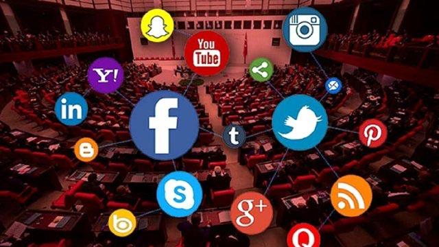 Sosyal medya düzenlemesi için Meclis'te ilk somut adım atıldı