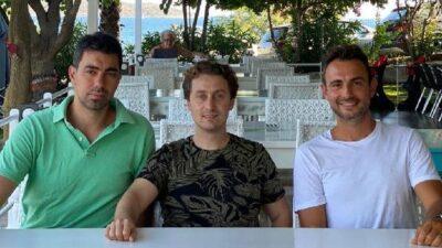 Frutti Extra Bursaspor, Ender Arslan ile uzattı