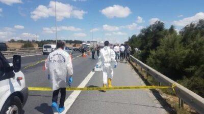 TEM kenarında parçalanmış halde bulunan cesedin kimliği belli oldu