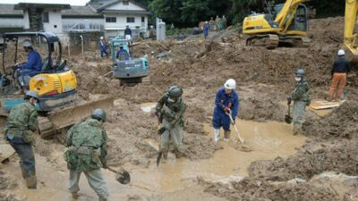 Sel felaketinde ölü sayısı 69'a yükseldi