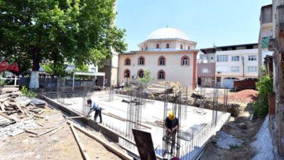 Küplüpınar'a kur'an kursu ve hizmet binası