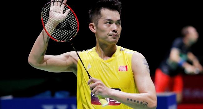 Rekortmen badmintoncu Lin Dan emekliye ayrıldı