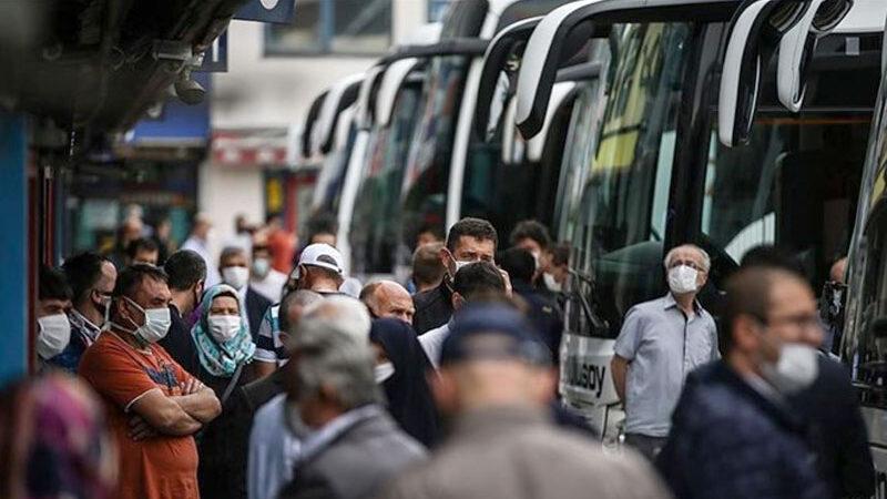 Otobüs firmalarından bayram için ek sefer açıklaması