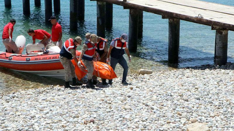 Van Gölü'nden çıkarılan ceset sayısı 61'e yükseldi