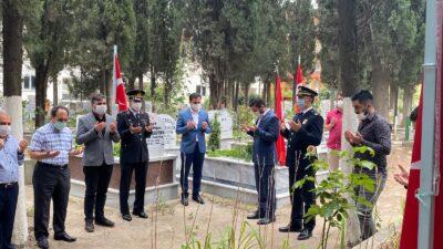Kestel'de vatan kahramanları anıldı