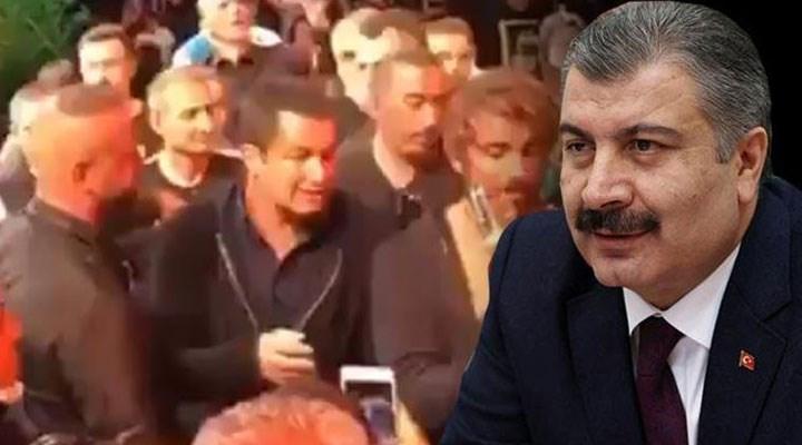 Sağlık Bakanı Fahrettin Koca'dan uyarı! Acun'dan jet yanıt!