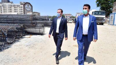 AK Parti Milletvekili Ahmet Kılıç: 'Osmangazi Meydanı Bursa'ya çok yakışacak'