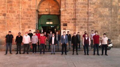 Ulucami'de Ayasofya kararı için şükür duası