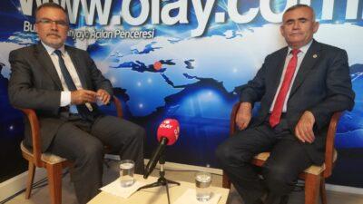 Belediye Başkanı OLAY'da açıkladı; Kırsal turizmin merkezi olacak…