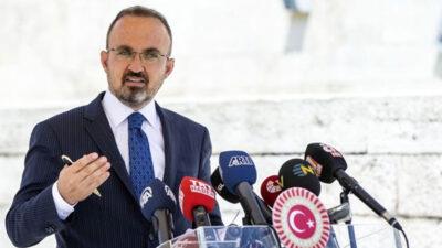AK Parti'den çoklu baro açıklaması