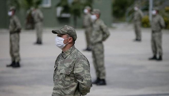 Burdur'da 23 askerde korona tespit edildi…