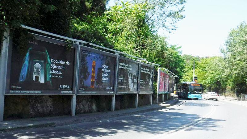 Bursa'nın değerleri vitrine çıktı