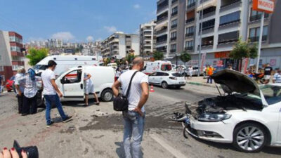 Bursa'da düğün öncesi korkunç kaza