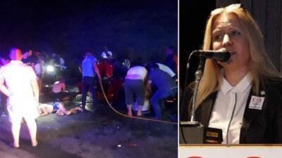 Genç Parti İl Başkanı'nın öldüğü kazada tahliye kararı