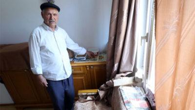 Yer: Bursa… Evinin misafir odasını kuşlara bıraktı