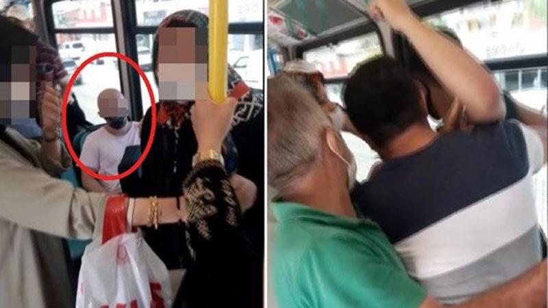 Bursa'da metro sapığına darp! Gizlice kadınların fotoğrafını çekmiş…