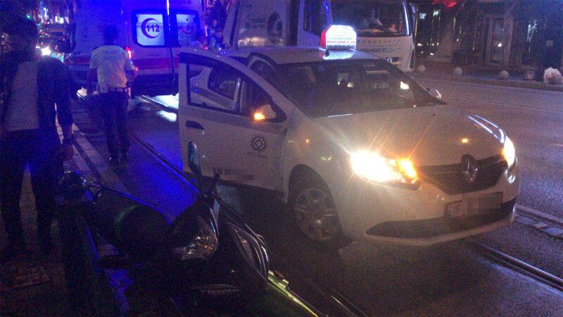 Bursa'da feci kaza: 100 metre sürükledi…