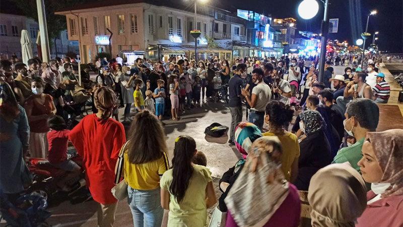 Bakan sürekli uyarıyor ama… Bursa'dan akıl almaz görüntüler