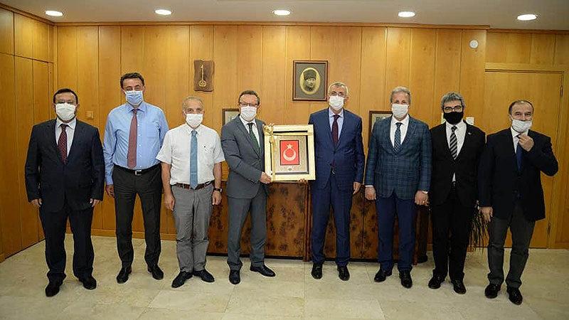 Bursa'da ikinci tıp fakültesi için çalışmalar sürüyor