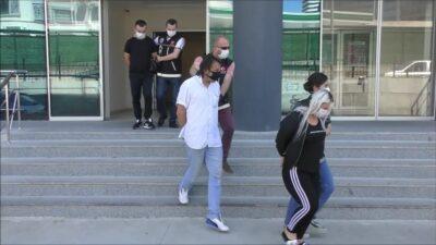 Bursa'da narkotik operasyonu: 2 tutuklama