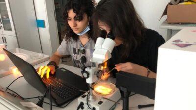 Bursalı öğrenciler fizik alanında TÜBİTAK 4'üncüsü oldu