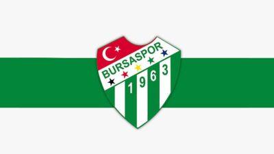 Bursaspor duyurdu! Sözleşmesi 1 yıl daha uzatıldı…