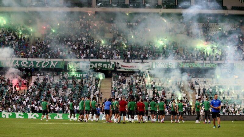 Bursaspor taraftarının dikkatine! Stadyum dışına dev ekran…