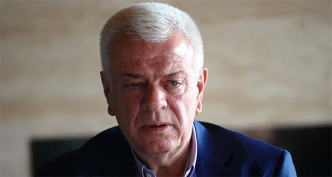 Bursaspor'un eski başkanı Ali Ay'ın acı günü