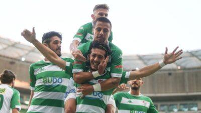Kadrolar açıklandı… İşte Bursaspor'un 11'i…