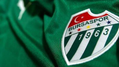 Bursaspor'a gençlik aşısı! Kalan haftalarda idmana…