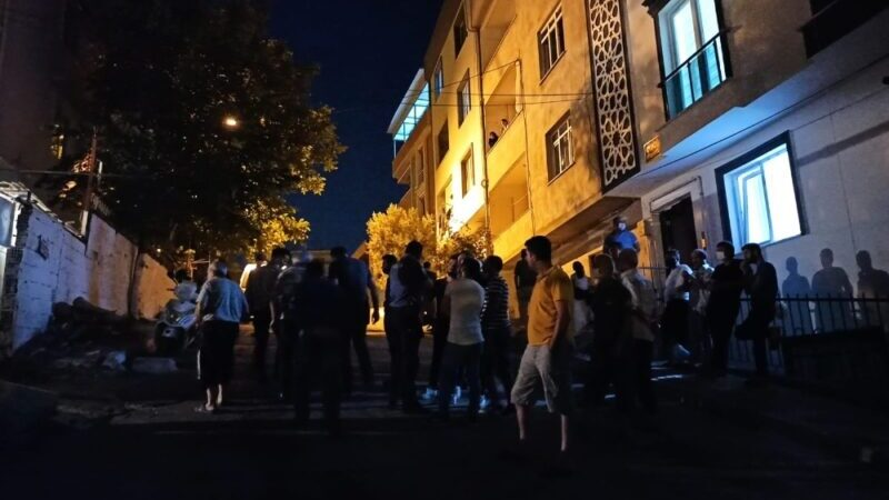 Bursa'da maganda dehşeti! Çocuklar saniyelerle kurtuldu