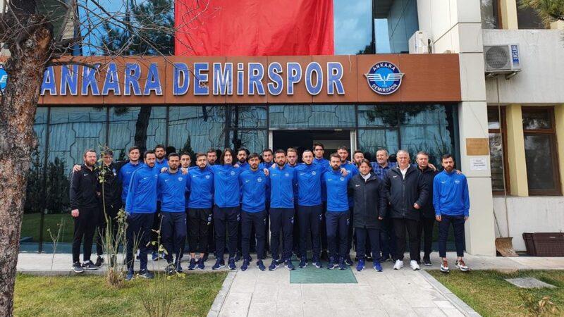 Ankara ekibinden flaş karar! LİGDEN ÇEKİLDİ…
