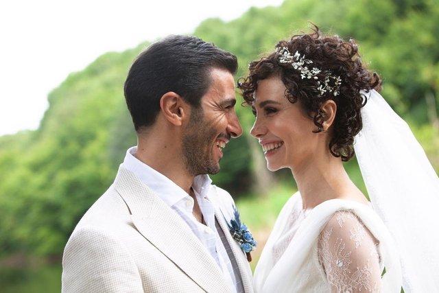 Ünlü oyuncu evlendi…