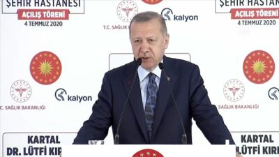 Cumhurbaşkanı Erdoğan'dan asker uğurlaması açıklaması