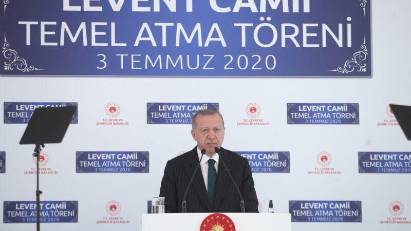 Cumhurbaşkanı Erdoğan'dan Ayasofya açıklaması…
