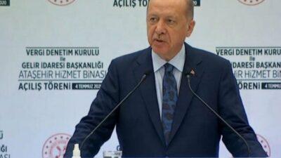 Cumhurbaşkanı Erdoğan'dan enflasyon mesajı