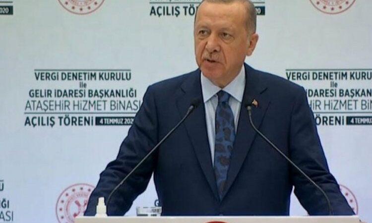 Cumhurbaşkanı Erdoğan; Nakdi destek 25 milyar TL'yi aştı…